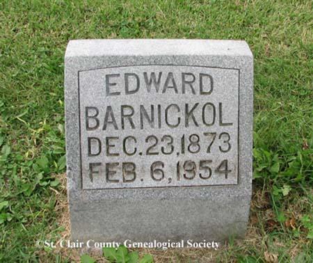 Barnickol, Edward
