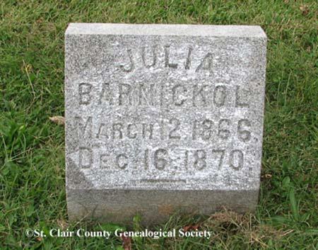 Barnickol, Julia