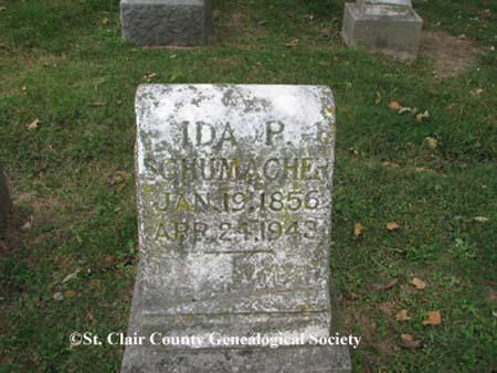 Schumacher, Ida P