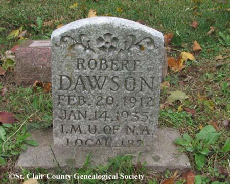 Dawson, Robert