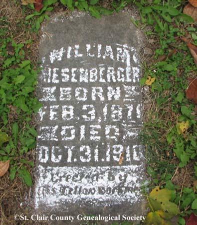 Riesenberger, William