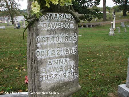 Dawson, Edward W and Anna
