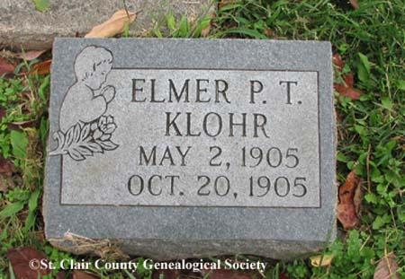 Klohr, Elmer P. T.