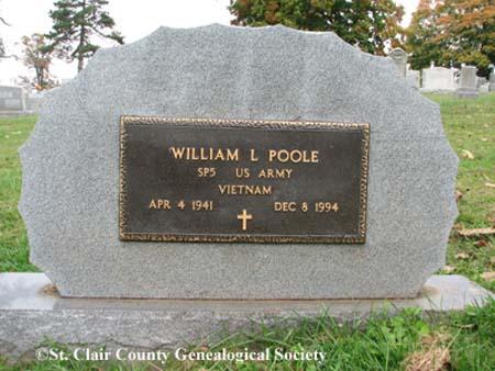 Poole, William L