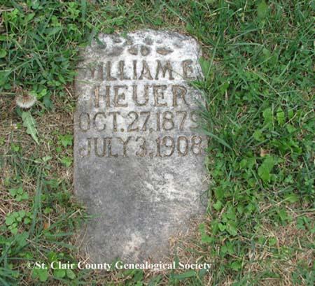 Heuer, William