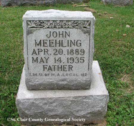 Meehling, John