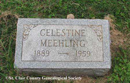 Meehling, Celestine