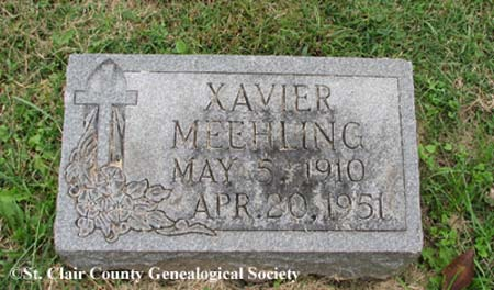 Meehling, Xavier