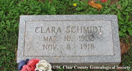 Schmidt, Clara