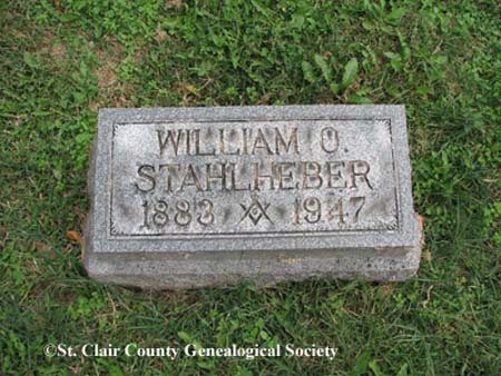 Stahlheber, William O