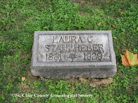 Stahlheber, Laura C