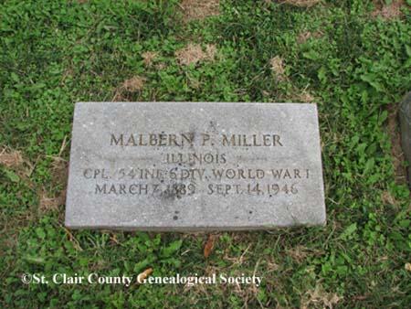 Miller, Malbern P