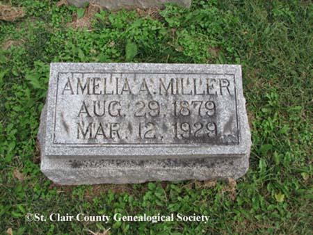 Miller, Amelia A.