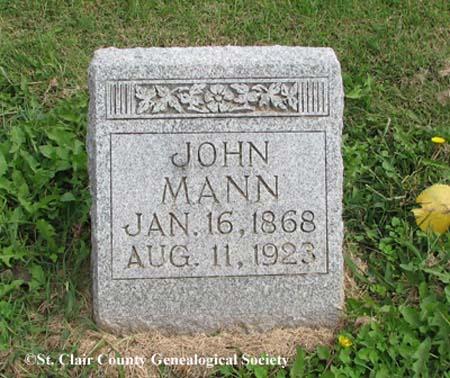 Mann, John