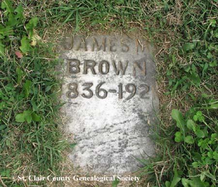 Brown, James M