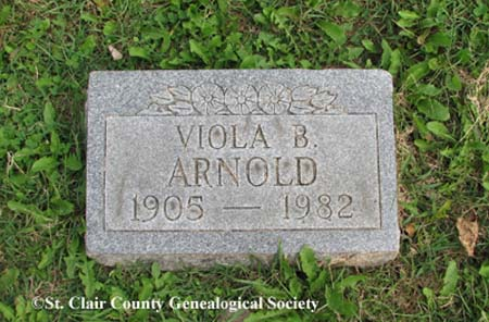 Arnold, Viola B