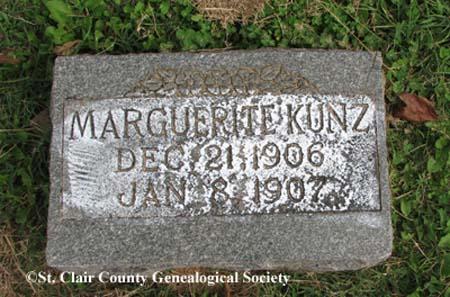 Kunz, Marguerite