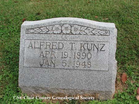 Kunz, Alfred T