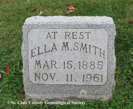 Smith, Ella M
