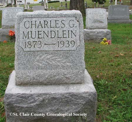 Muendlein, Charles G