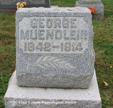 Muendlein, George