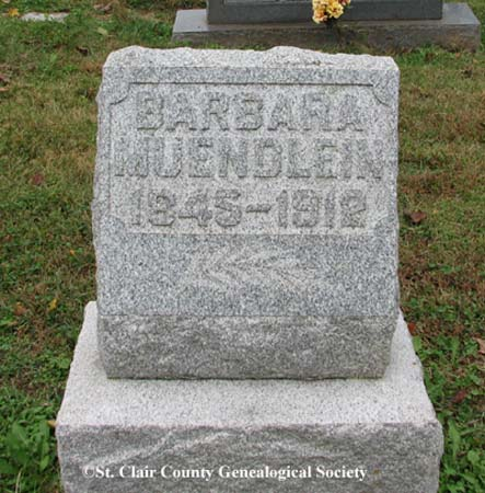 Muendlein, Barbara