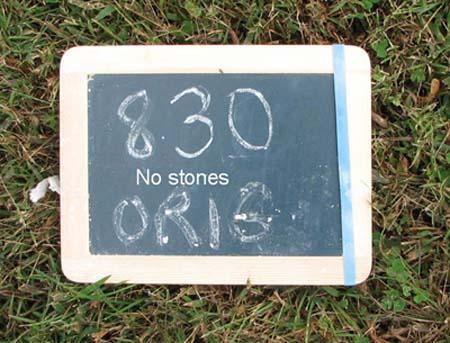 Lot Marker – Orig 830
