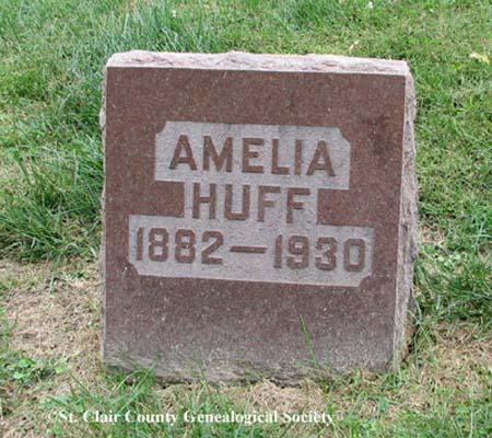Huff, Amelia
