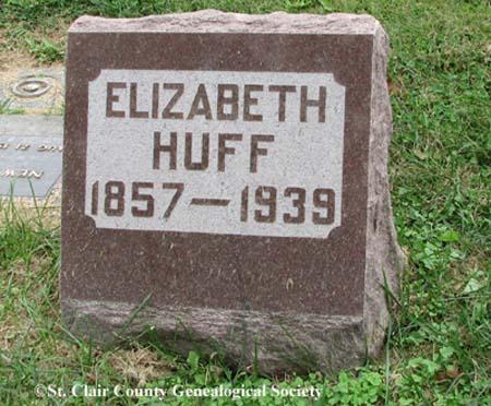 Huff, Elizabeth