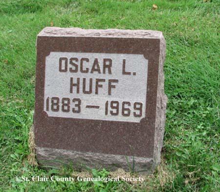 Huff, Oscar Ludwig