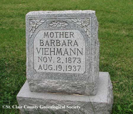 Viehmann, Barbara