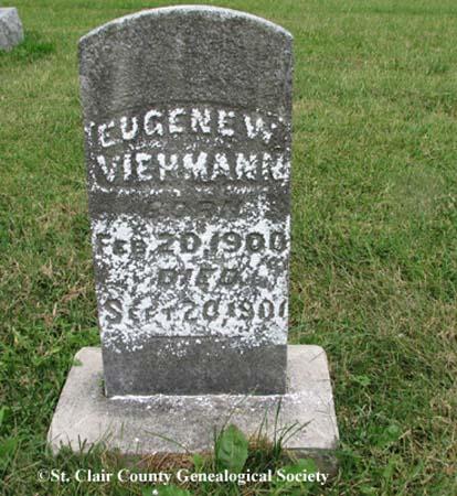 Viehmann, Eugene W