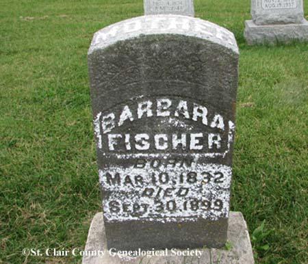 Fischer, Barbara