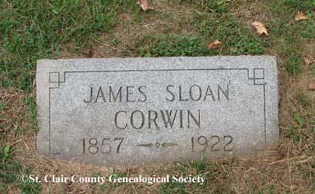 Corwin, James Sloan