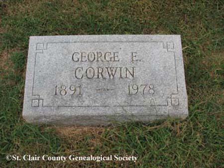 Corwin, George E