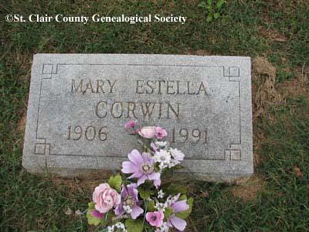Corwin, Mary Estella