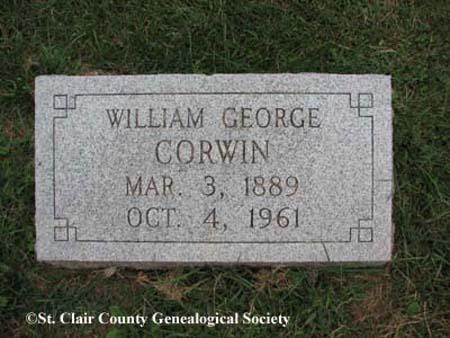 Corwin, William George