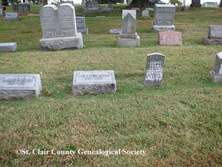 Adams Headstones