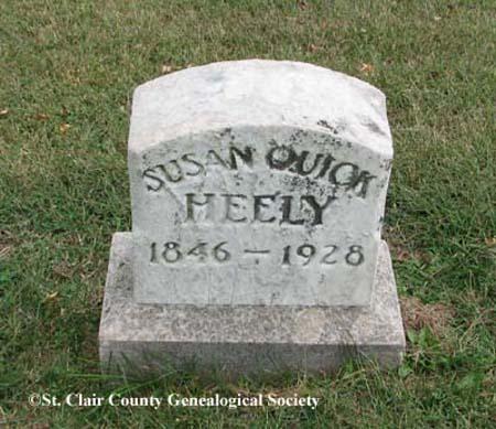 Heely, Susan Quick