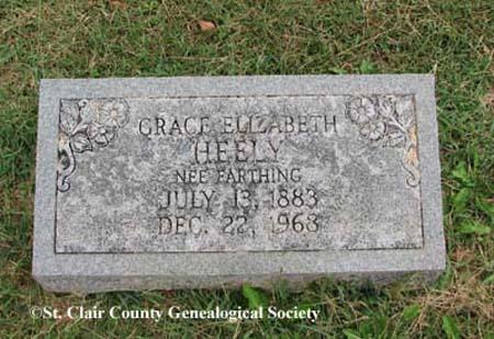 Heely, Grace Elizabeth