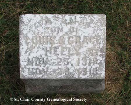Heely, William H