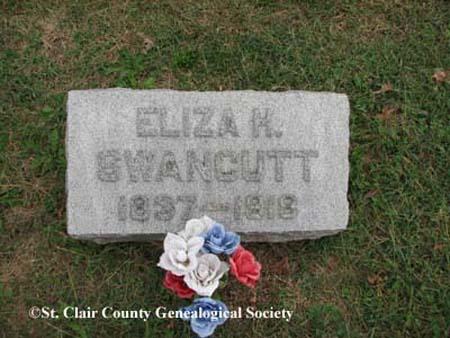 Swancutt, Eliza(beth) H