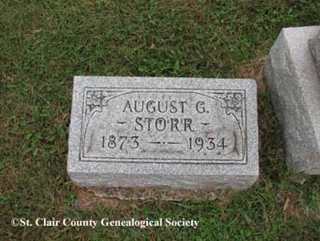 Storr, August G
