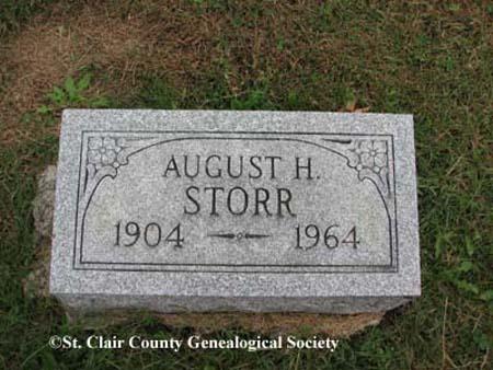 Storr, August H
