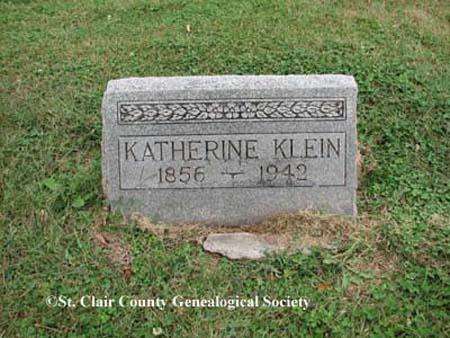 Klein, Katherine