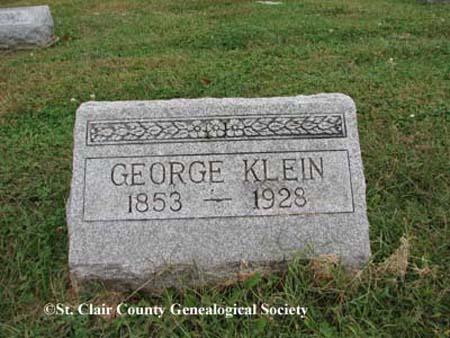Klein, George