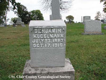Kugelmann, Benjamin