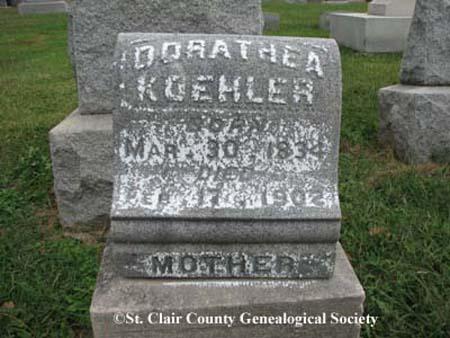 Koehler, Dorathea