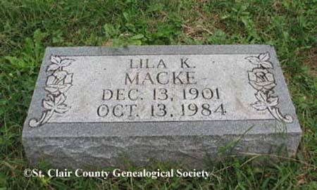 Macke, Lila K