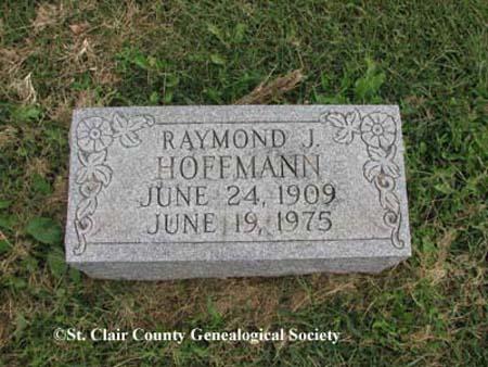 Hoffmann, Raymond J